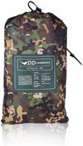 DD Hammocks Tarp XL - Multicam - 4,5 x 3 m