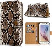 #DoYourMobile - Universele telefooncover / telefoonhoesje - Maat: LARGE - Design: Slang