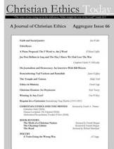 Christian Ethics Today, Issue 66