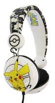 Pokemon Pikachu Patroon Headset / Koptelefoon voor kinderen en tieners