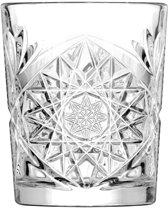 Libbey Hobstar tumblerglazen / set van 12 glazen / 35,5 cl