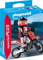 PLAYMOBIL Motorcrosser - 9357