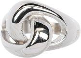iXXXi Steel single rings zilverkleurig IXR005-16