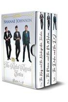 The Rebel Royals Boxset, Books 1-3