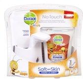 Dettol No-Touch Zeepdispenser met Navulling voor Kinderen - Maya de Bij