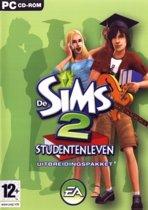 The Sims 2: University - Engelse Editie