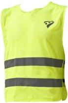 Rucanor Safety vest - Veiligheidshejse - Fluorgeel - Reflectie - Maat XL