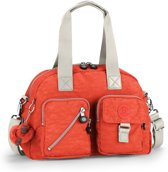 Kipling Defea - Schoudertas - Coral Rose C