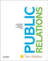 Public Relations, 1st Edition