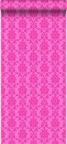 HD vliesbehang barok roze - 136848 van ESTAhome.nl