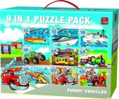Funny Vehicles 9in1 VOL 1