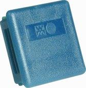 WALR afdekdop montagerail BIS RapidStrut, PE (Polyetheen), groen