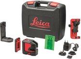 Leica Lino L2G-1 Kruislijnlaser in koffer - Groen - 35m