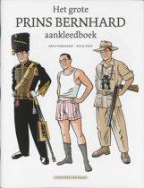 Het grote prins Bernhard aankleedboek