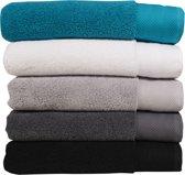 ARTG® Excellent Handdoek DE LUXE - 60 x 110 cm  - White - set 4 stuks