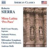Sierra: Missa Latina Pro Pace