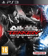 Tekken tag tournement 2 ps3
