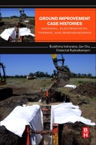 Ground Improvement Case Histories: Chemical, Electrokinetic, Thermal and Bioengineering