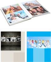 Deknudt Frames A50G90 64PH Insteekalbum voor 64 foto's 10x15cm