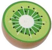 Mamamemo Halve Kiwi Hout 5 Cm Groen