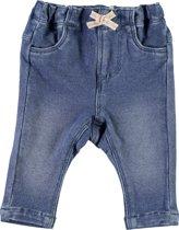 Name it Meisjes Broek - Medium Blue Denim - maat 68