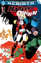 Harley Quinn - Rebirth, Band 1