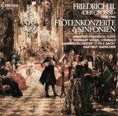 Frederick Ii: Flute Cto 1 & 3, Sy In C & D Major