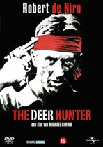 DVD cover van The Deer Hunter