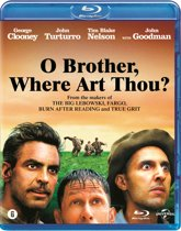 O Brother, Where Art Thou? (Blu-ray) (Exclusief bij bol.com)