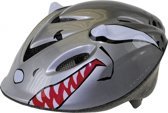 Ventura Fietshelm kind 3-d shark