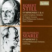 Symphonies Nos. 3 & 4 / Symphony