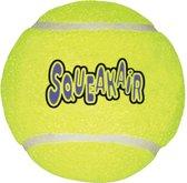 Kong air squeacker tennisball medium - 2 st