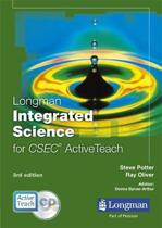 Longman Integrated Science for CSEC 3e Active Teach