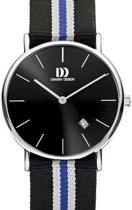 Danish Design Steel  - Horloge IQ21Q1048