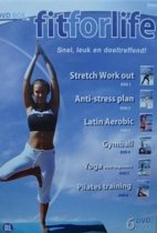 Fit For Life - 6 dvd Box