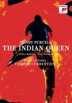 Henry Purcell: The Indian Queen (Blu-ray)