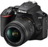Nikon D3500 + AF-P DX 18-55 f/3.5-5.6G VR