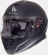 Helm MT Thunder III sv Solid mat zwart M
