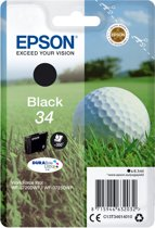 Epson 34 - Inktcartrdige / Zwart
