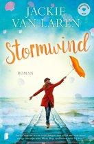 Omslag van 'Eilandliefde 2 - Stormwind'