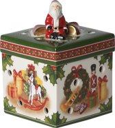 Villeroy & Boch Christmas Toys Geschenkpakje klein vierkant speelgoed