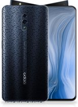 OPPO Reno TPU bumper Stripes Dots