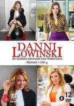 Danni Lowinski - Seizoen 1 t/m 4