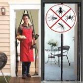Zelfsluitende hor | Insecten gordijn| Deur hor | Bug Blocker