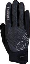 Roeckl Riga fietshandschoenen zwart Handschoenmaat 7