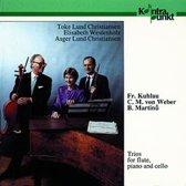 Trios For Flute, Cello And Piano