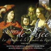 Manuel / Massimo Marches Staropoli - De Visee; La Musique De La Chambre