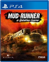 Spintires: Mud Runner - PS4