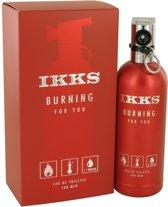 Ikks Burning For You 100 ml - Eau De Toilette Spray Men