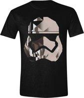 Star Wars - Cubical Trooper Men T-Shirt - Black - L